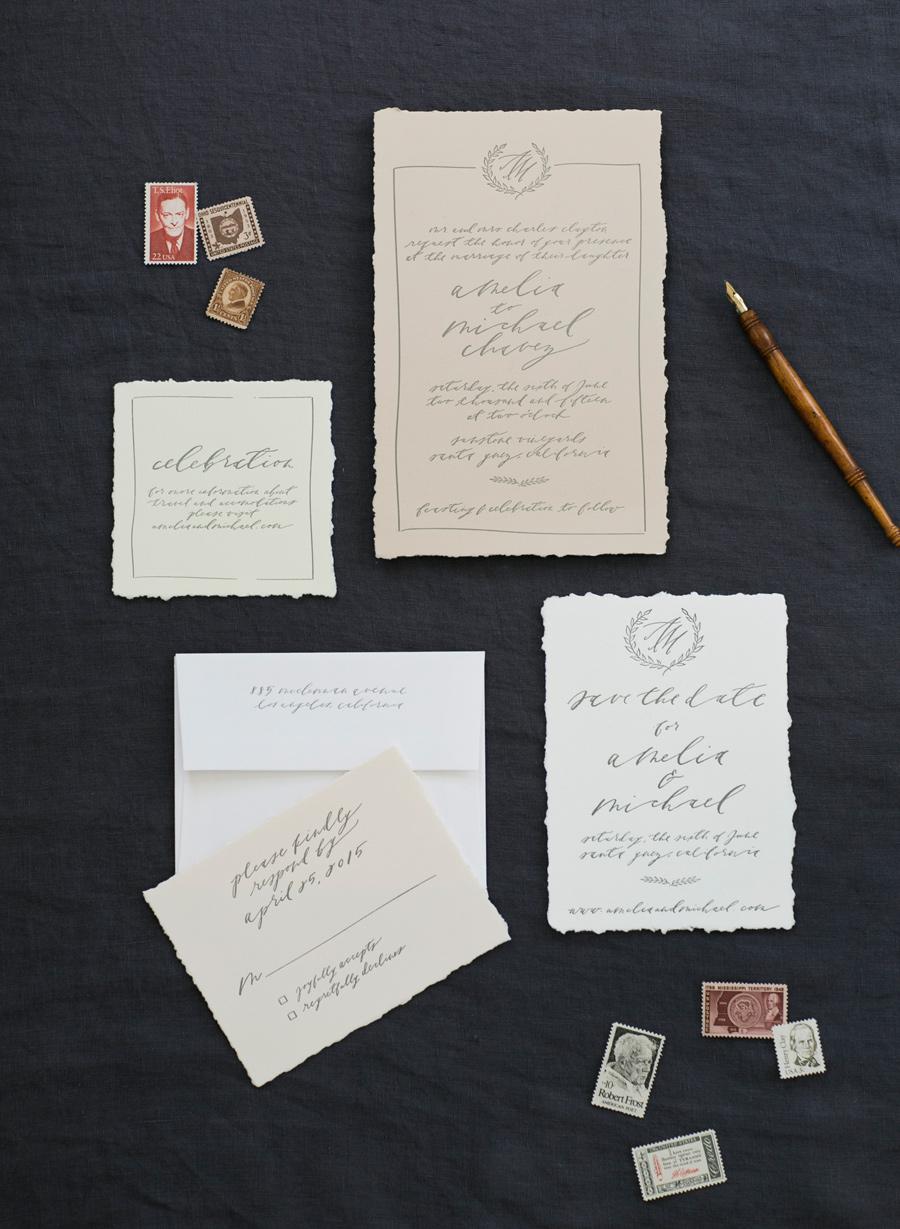Brown Linen Design