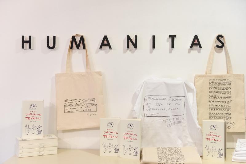 Librăria Humanitas Krețulescu