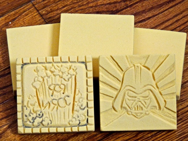 Balsa foam stamp carving samples.jpg
