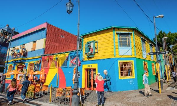 Photo courtesy of: Turismo Buenos Aires