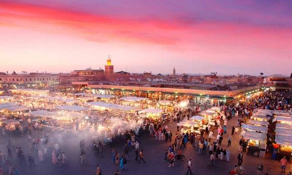 Photo courtesy of: Marrakesh Travel