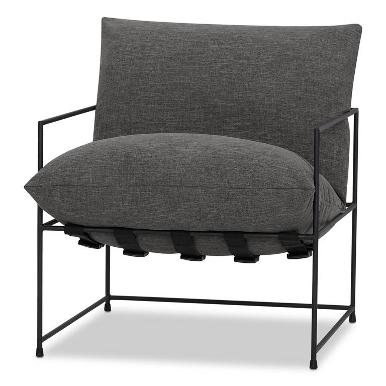 Mondo Chair - The pillowy cushion goodness of this chair is almost too good to be true. Now available in a condo-friendly size (28 inches), the Mondo Chair is going to be the only armchair you'll want to sit on.