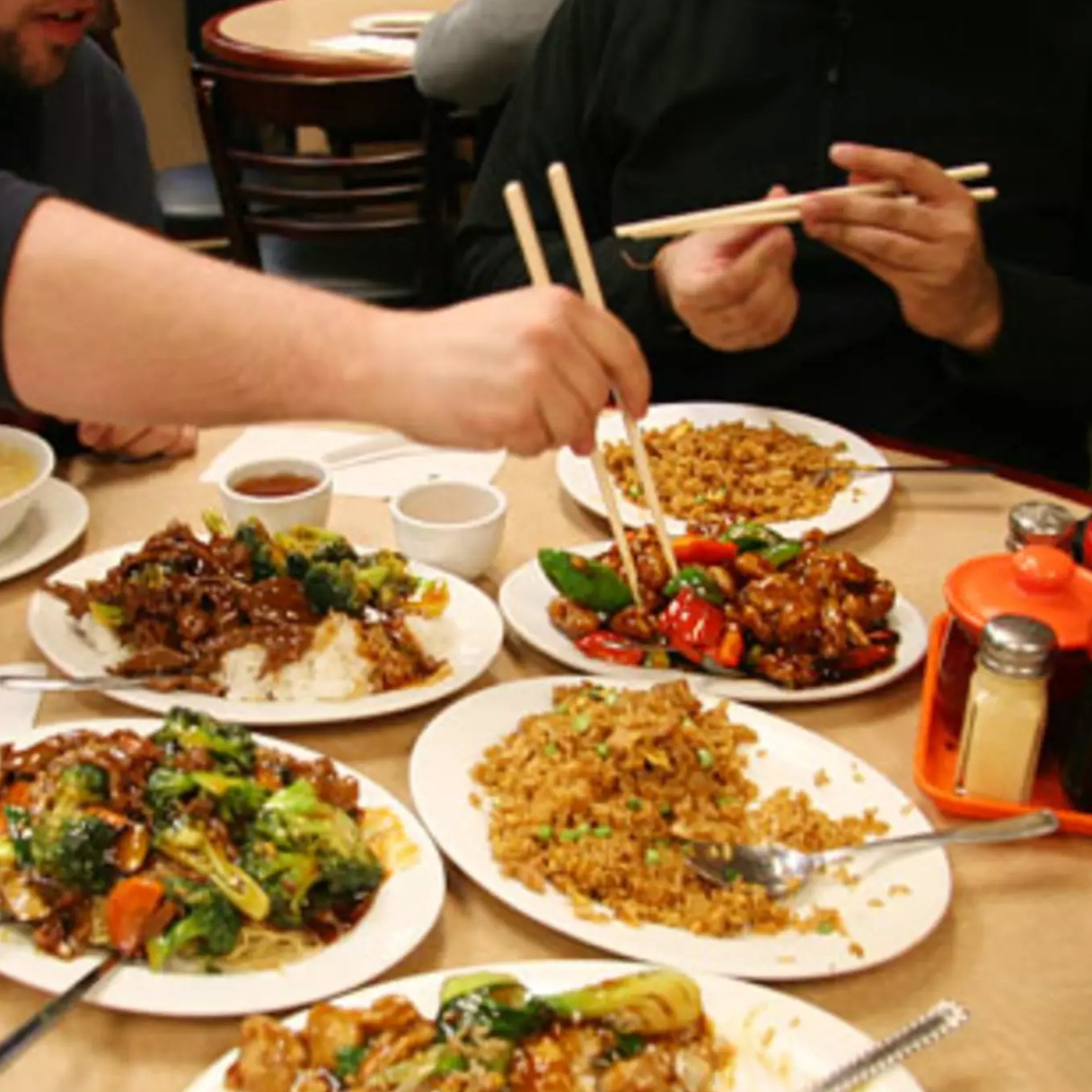 Swatow - It's always busy, so you know it's good. Get your authentic Chinese food fix here with specialty noodles, General Tso's Chicken, soups and more.309 Spadina Ave.