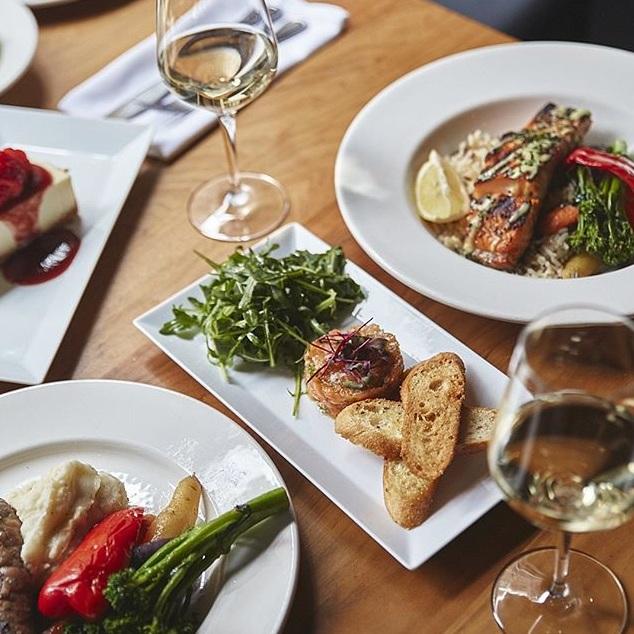 Vieux-Port Steakhouse - Turkey is overrated. Feast on a good ol' steak instead.39 St. Paul St. E