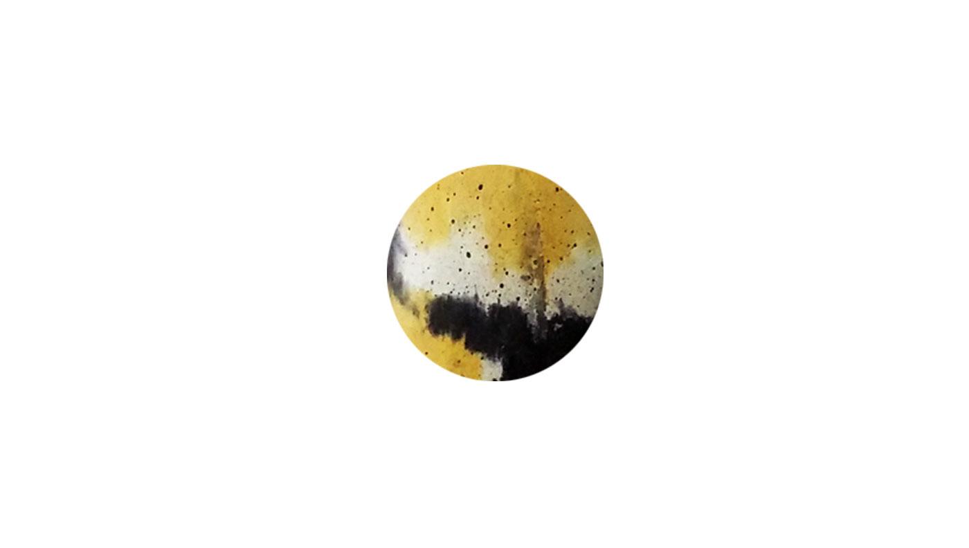 mango    bone . charcoal . golden ochre