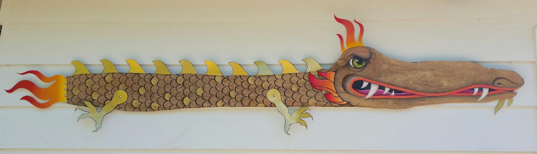 Driftwood Lake Dragon  Jun 18 – Jul 2 2016 at Bell Street Gallery