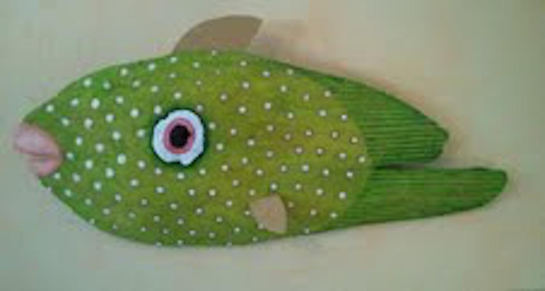 Driftwood Puffer Fish  Jun 18 – Jul 2 2016 at Bell Street Gallery