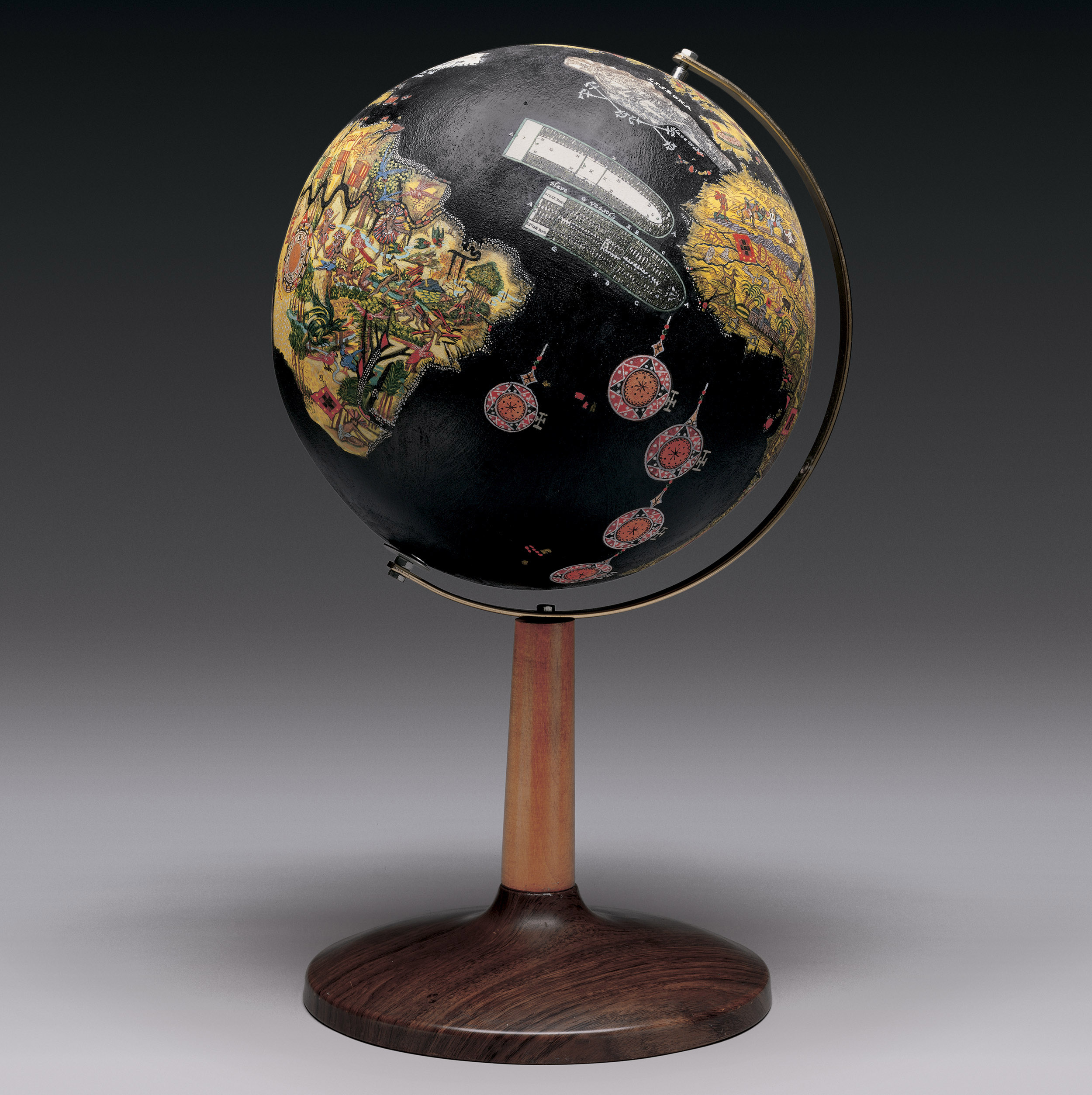 1998-2000: Knowledge: Frescoes & Globes