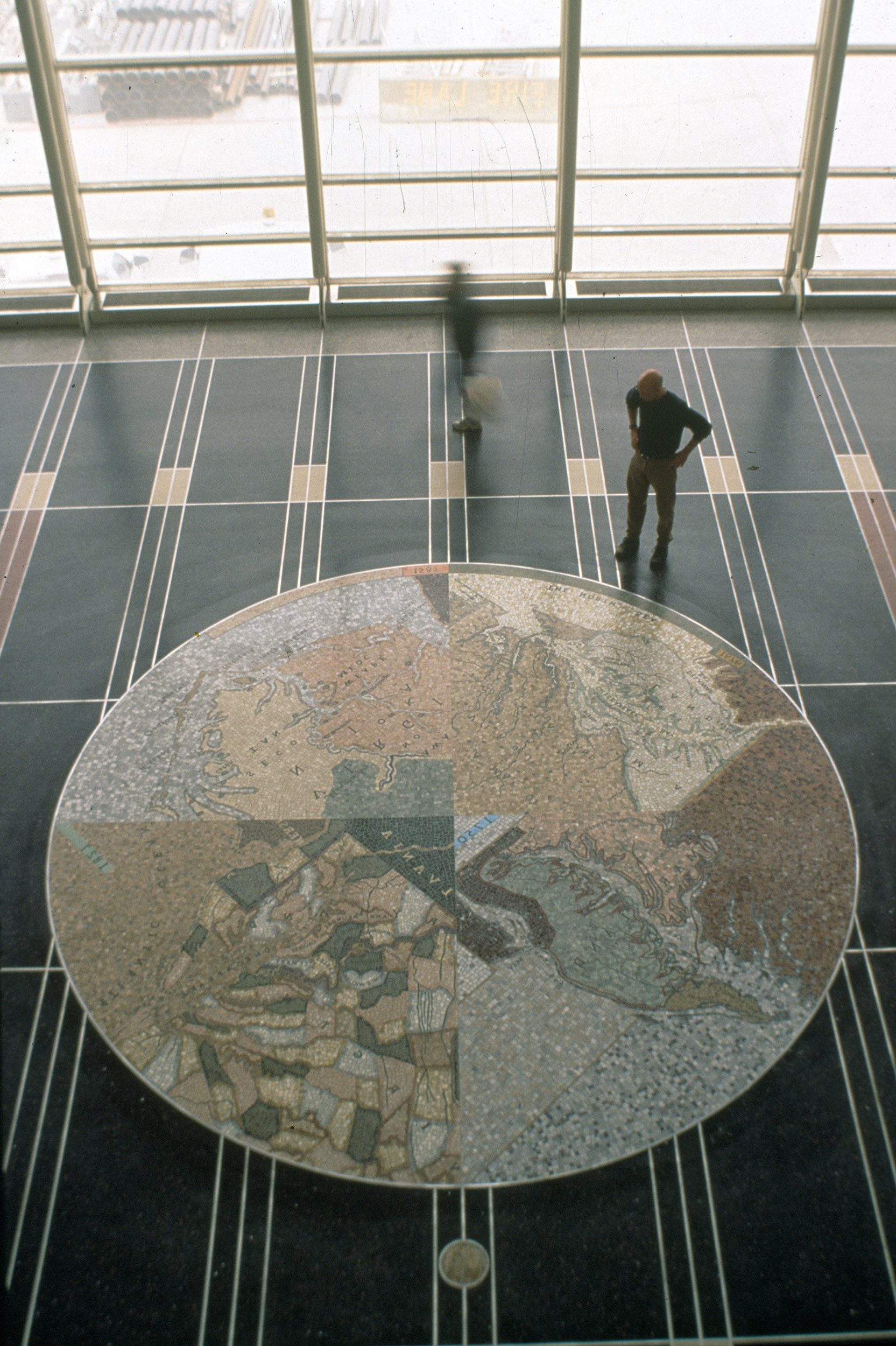 1997 National Airport, Washington DC