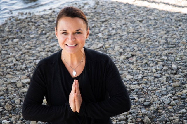 Lisa Greene is a local TCM acupuncturist and teaches yoga for White Rock and Surrey