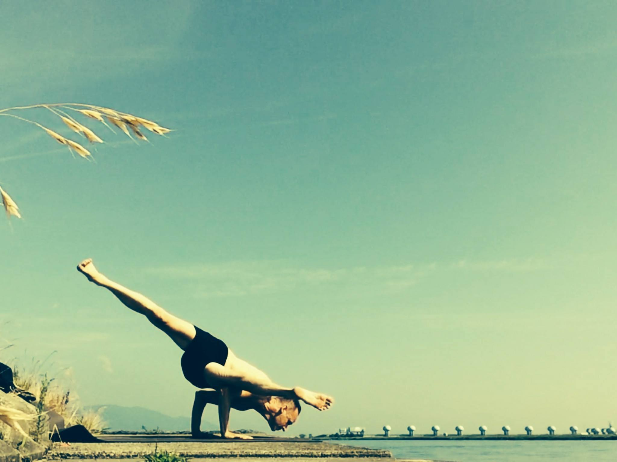 Yoga Workshop with Dan Clement