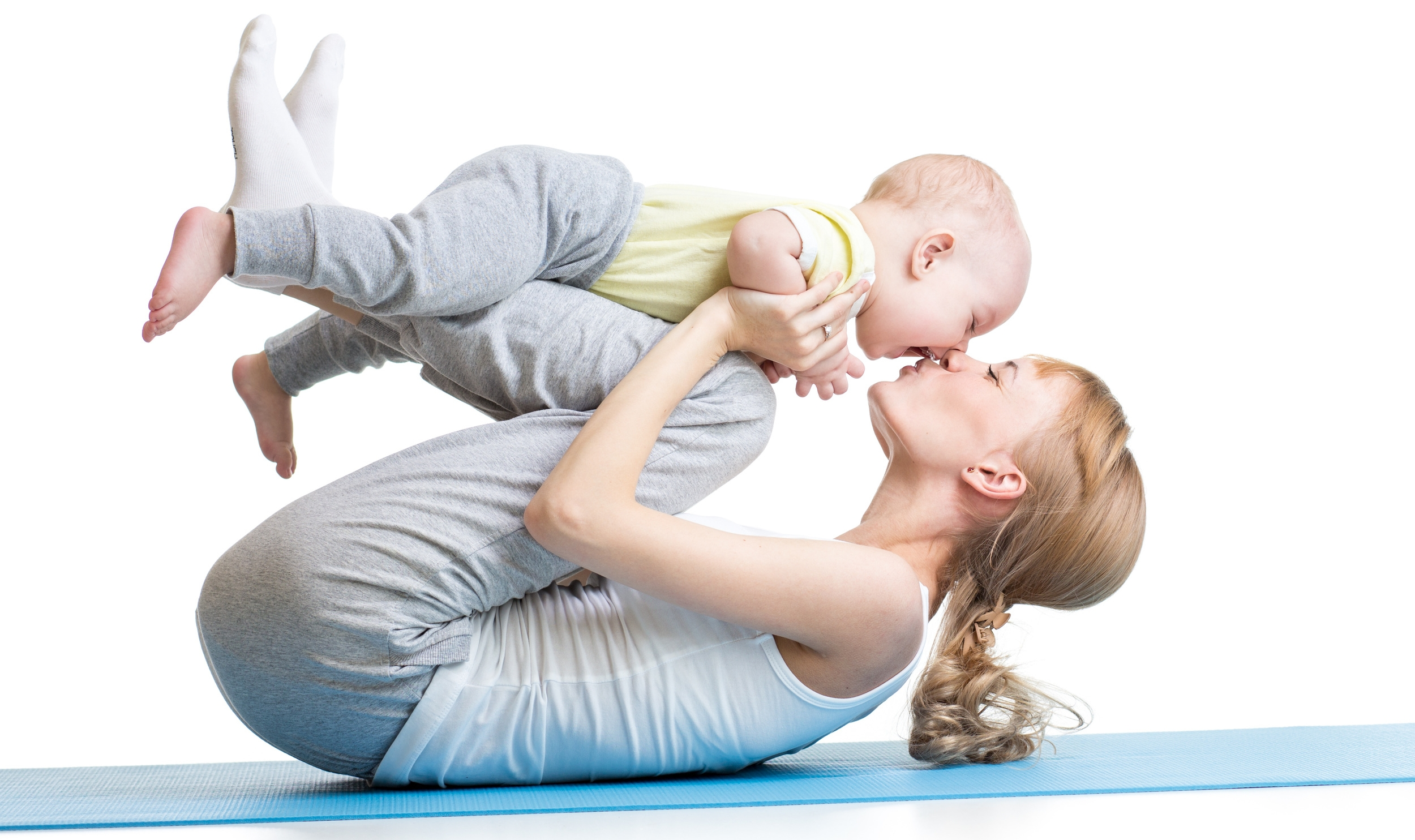 Mom and Baby Yoga for White Rock and Surrey