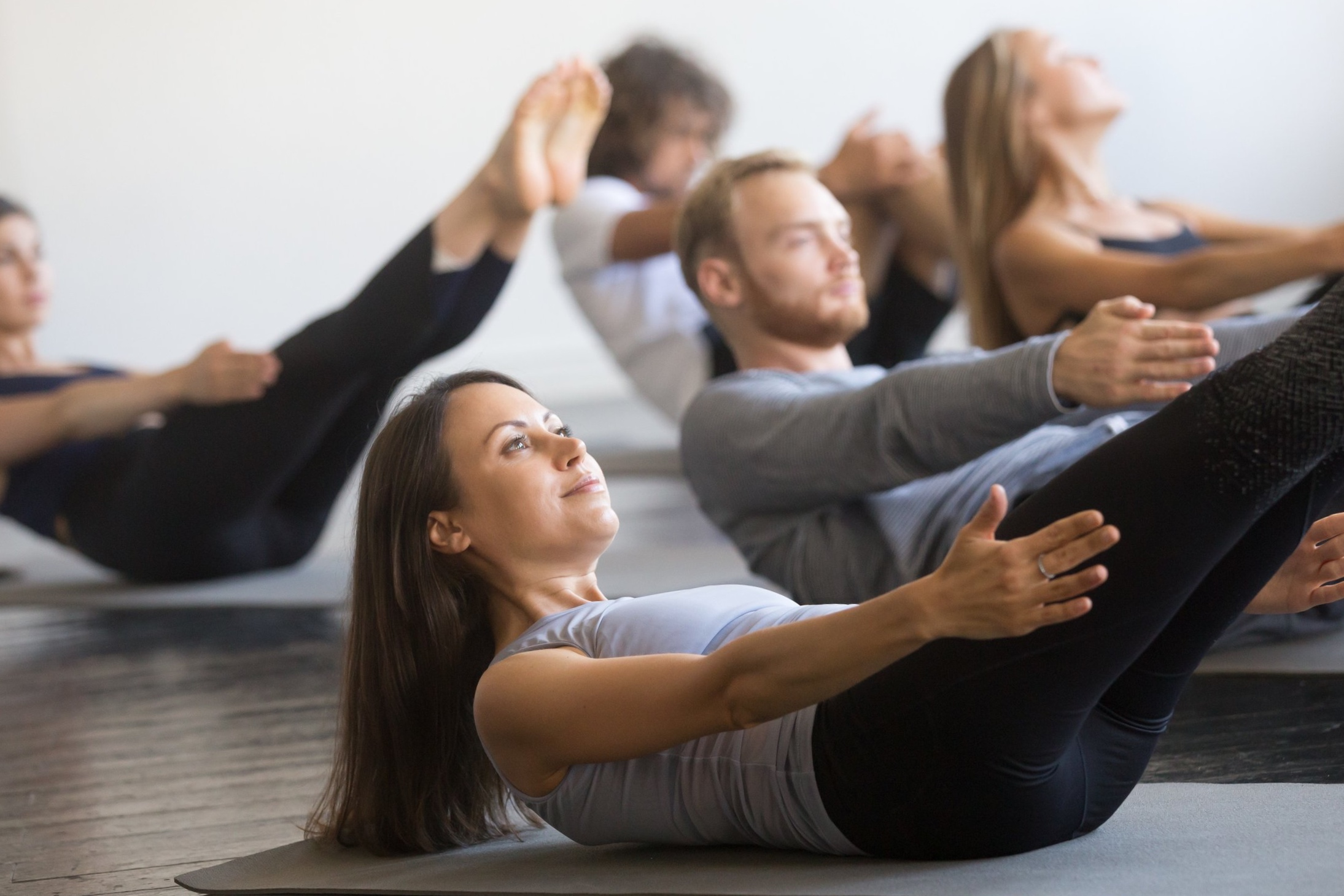 Pilates Classes for White Rock and Surrey
