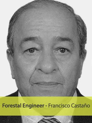Francisco Castaño - Forestal Engineer