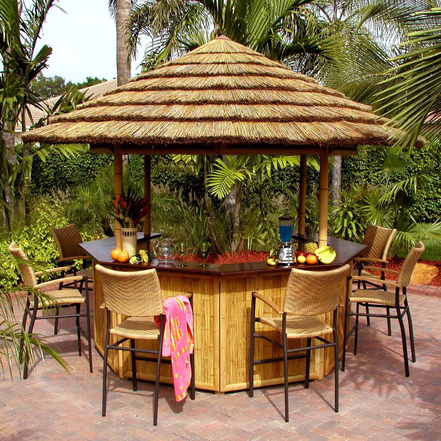 Safari Thatch: Oasis Bar