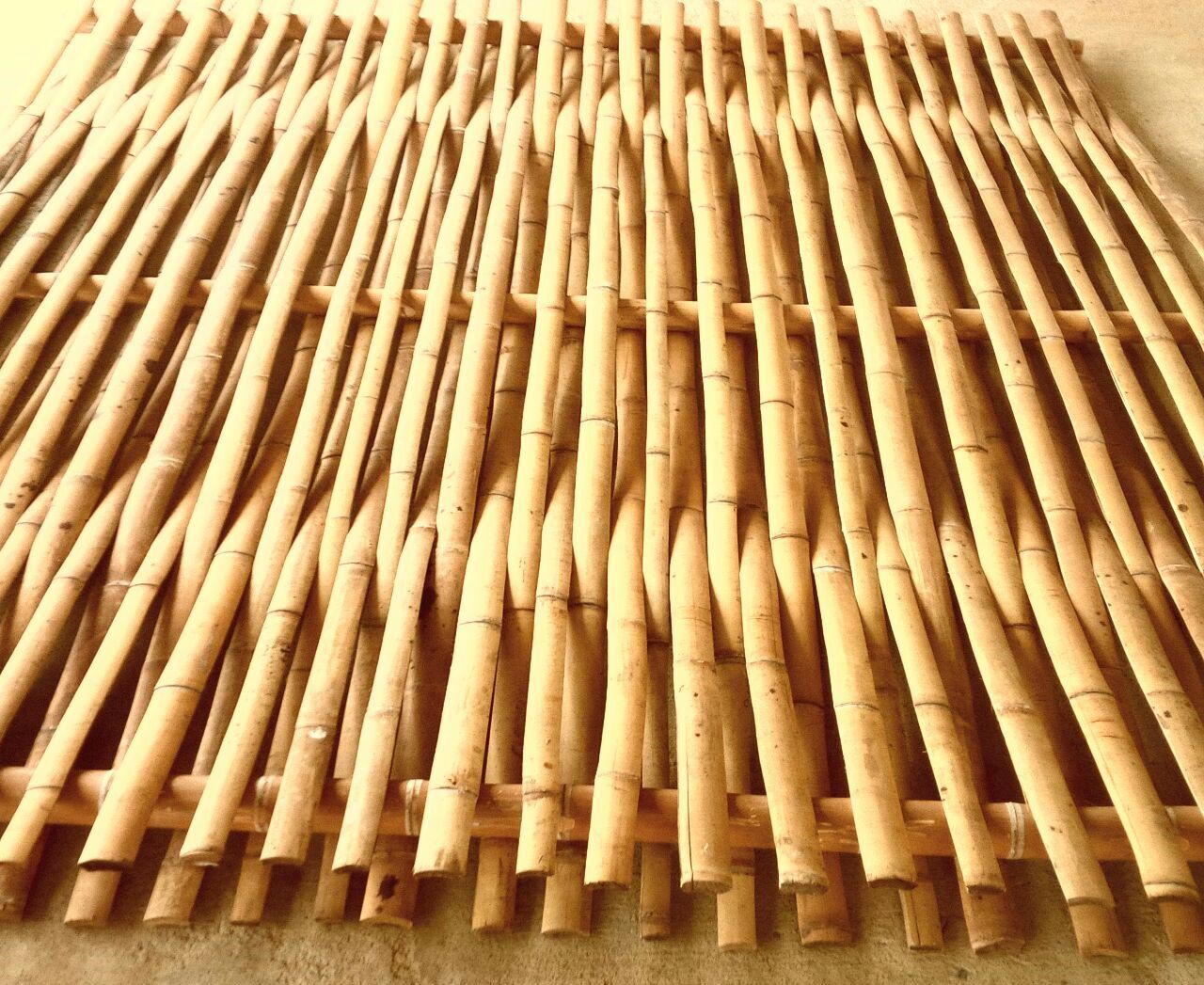 No Climb Bamboo Fence