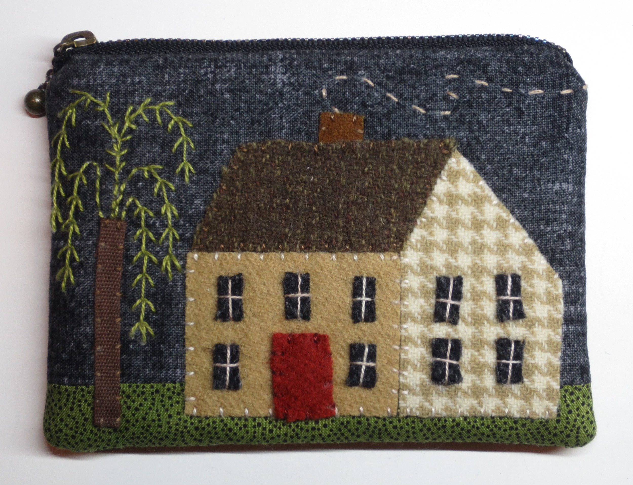 Small Pouch - House