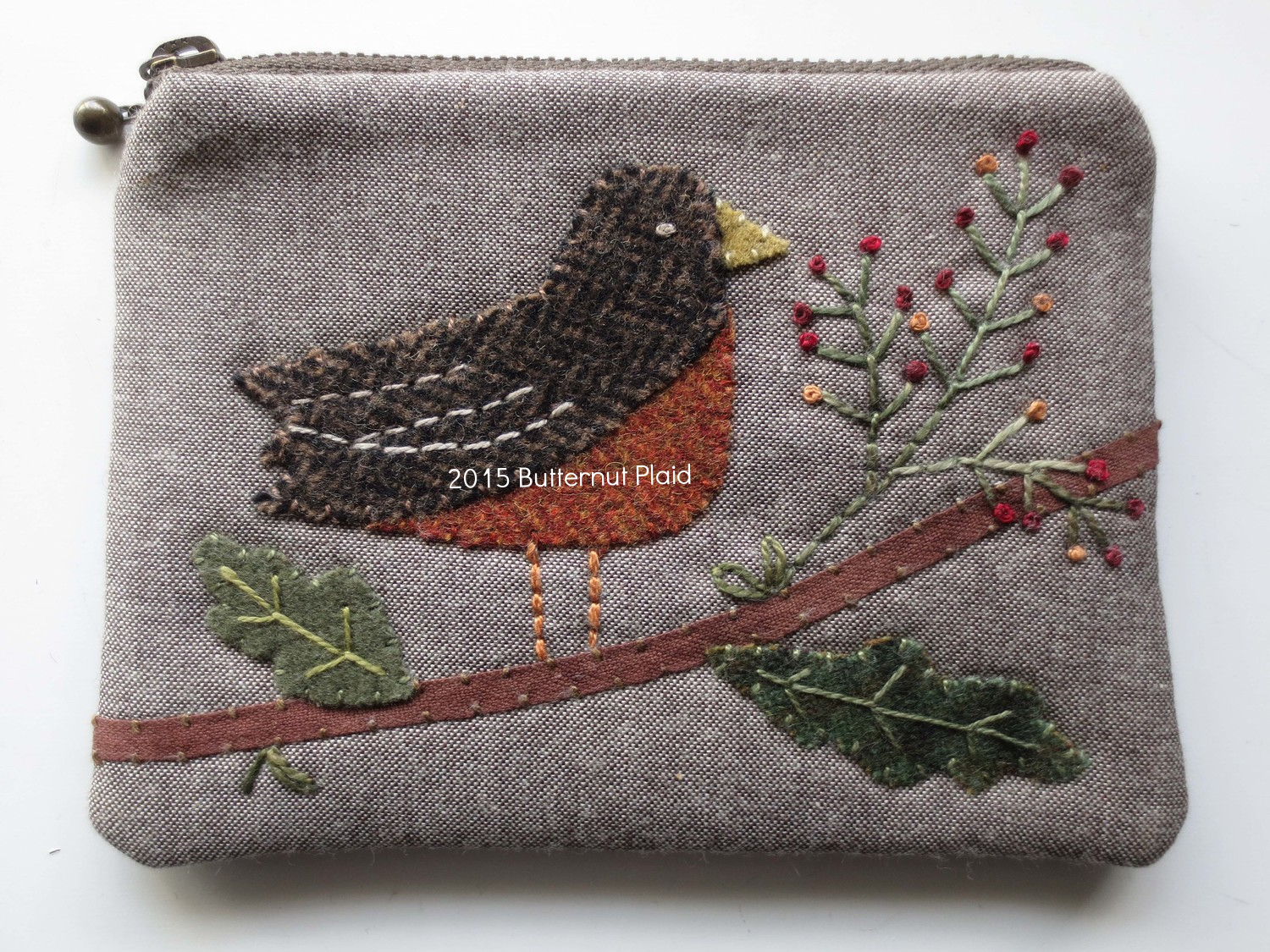 Robin's Treat Pouch Front Cover