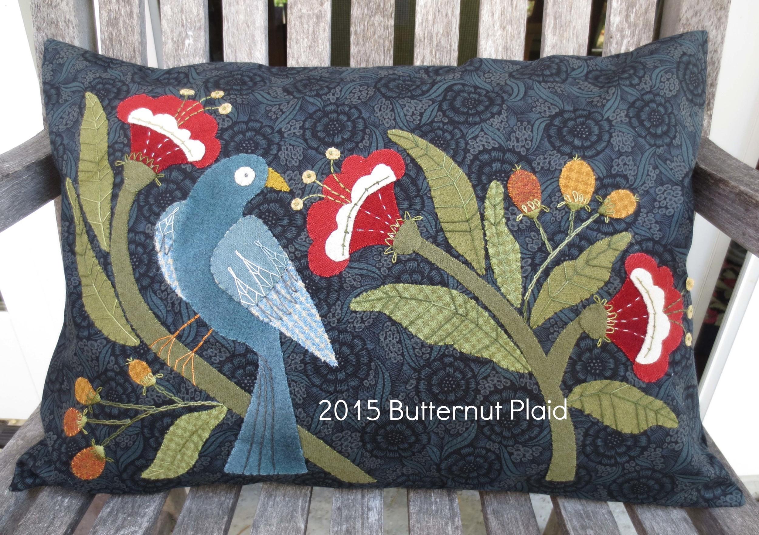 William Morris Inspired Pillow