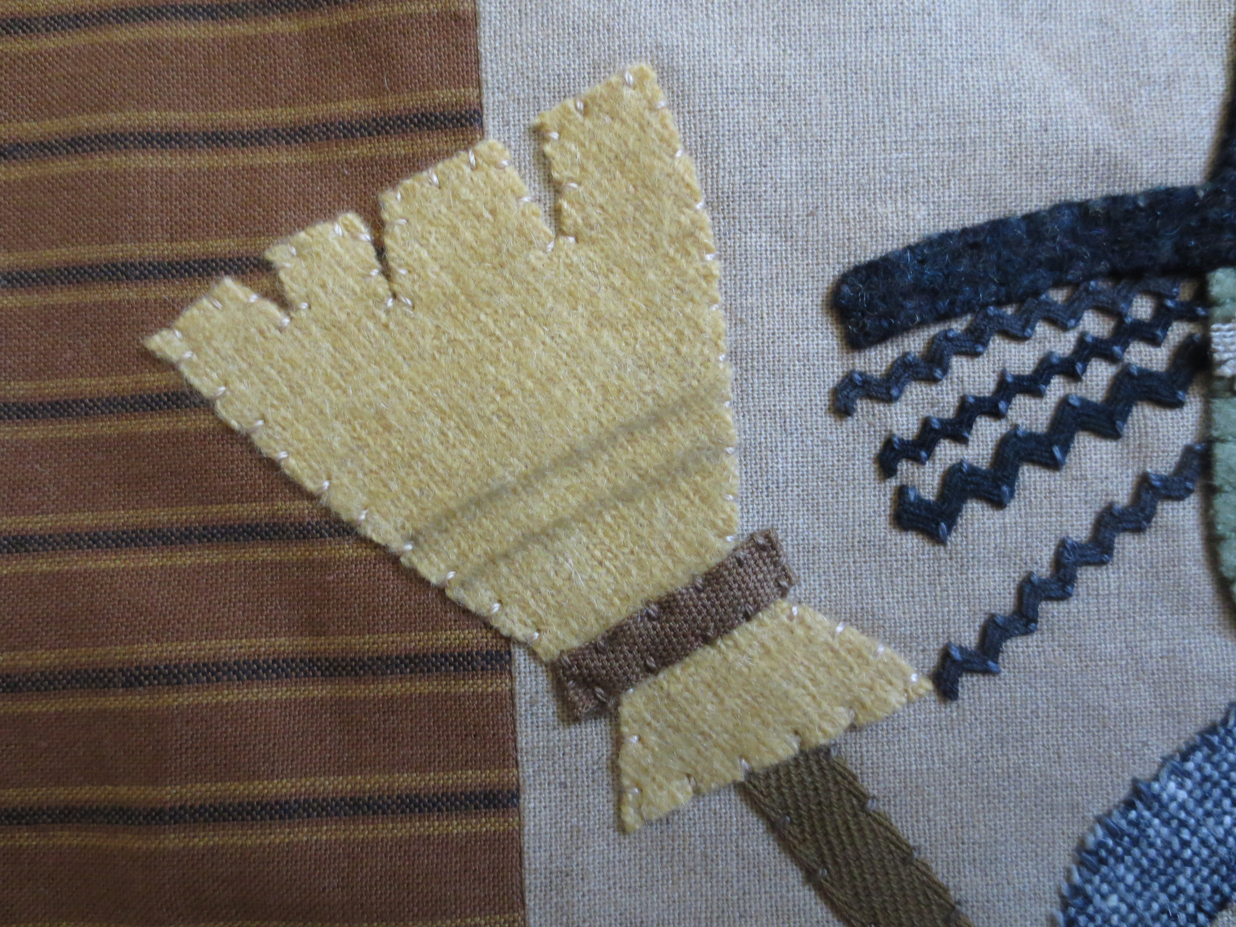 my pretties broom stitching.JPG