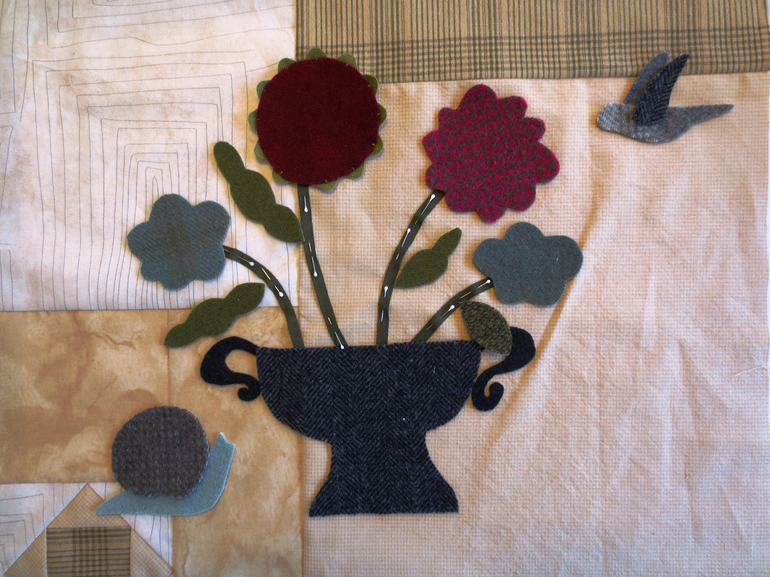 Flowers from my garden block #3 layout wool & stems.jpg