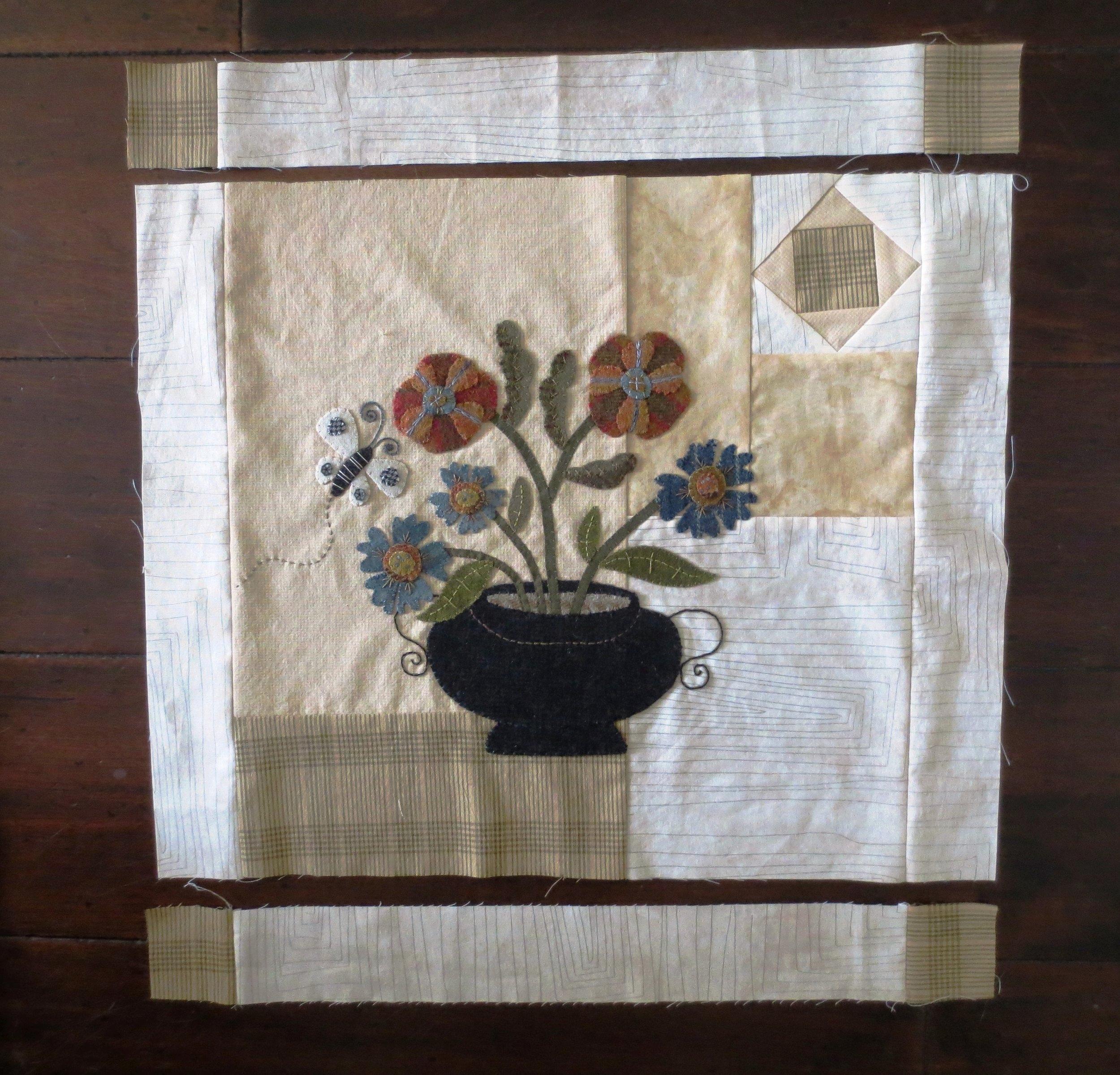 Flowers From My Garden Sashing and Corner Blocks1.jpg