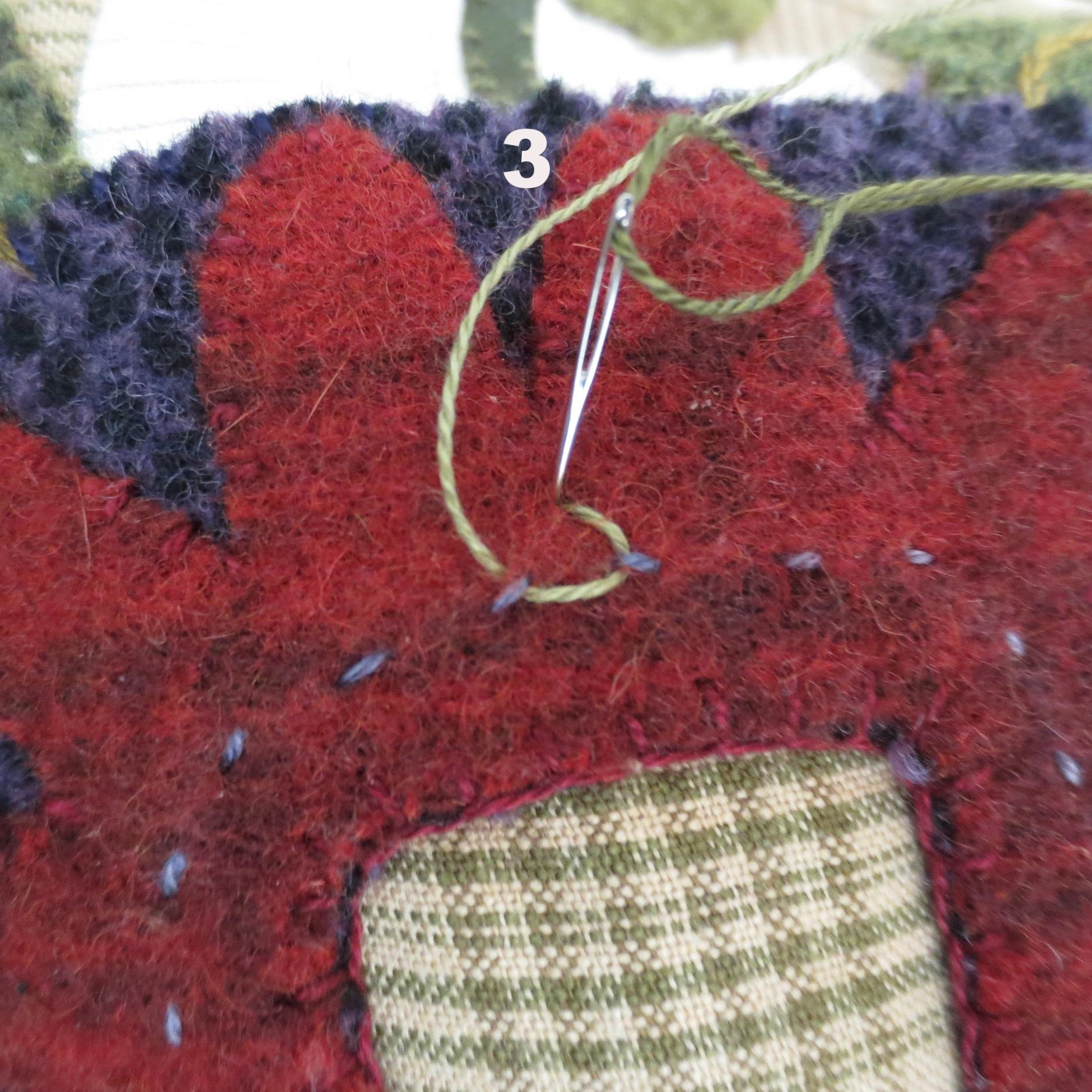 Flowers From My Garden Center Applique eskimo edged stitch5.jpg