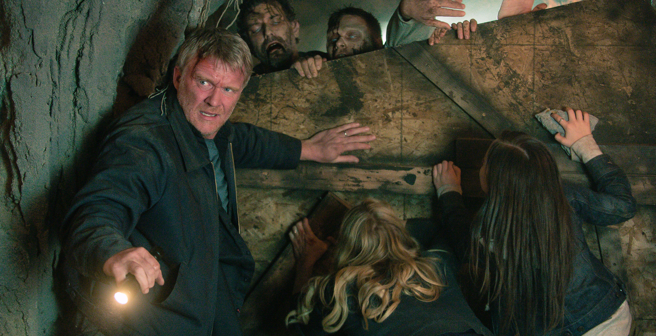 Anthony Michael Hall in Zombie Night