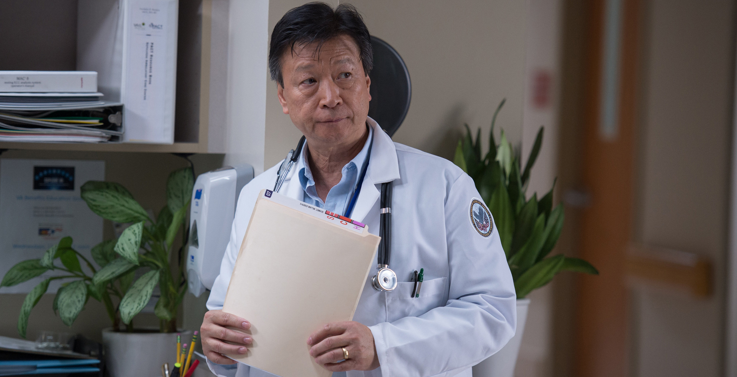Tzi Ma for a Dept of Veterans Affairs PSA