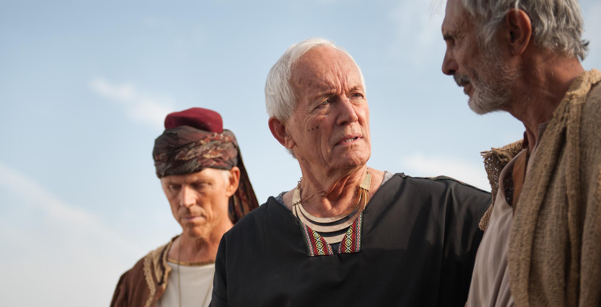 Lance Henriksen in The Book of Daniel