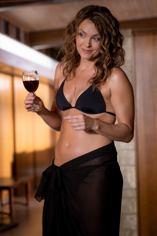 Dina Meyer on Lethal Seduction