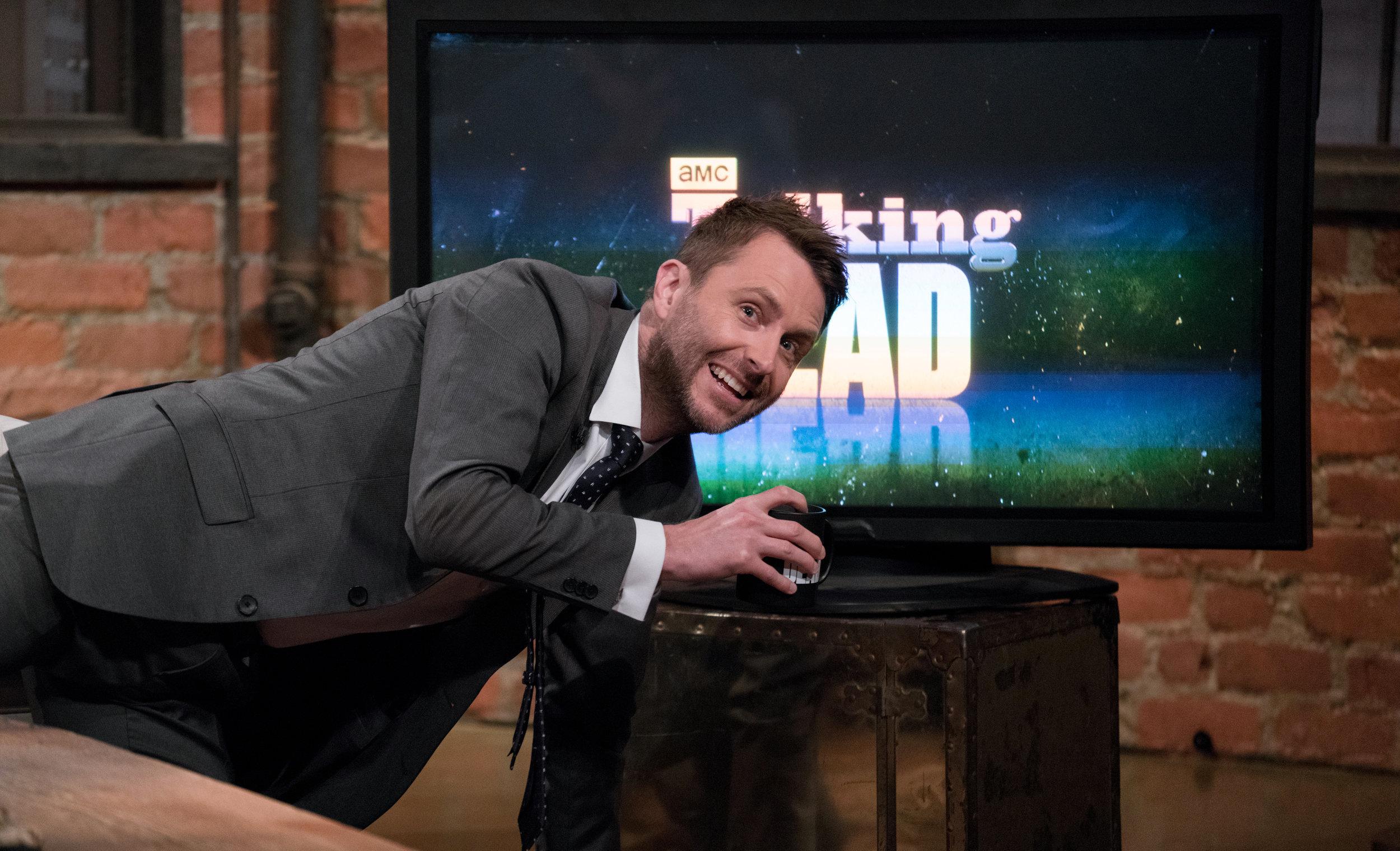 The Talking Dead / AMC  Season 5 Ep 24, 25 / Grotesque and Los Muertos    Los Angeles