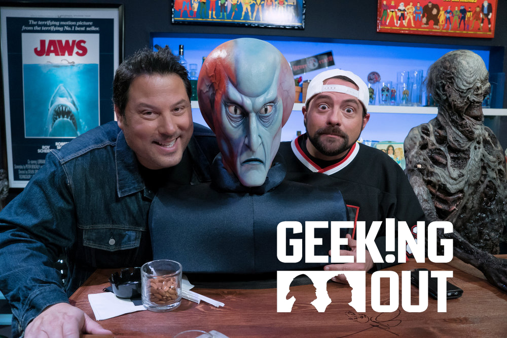 Geeking Out / AMC  Season 1 Multiple Episodes    Los Angeles