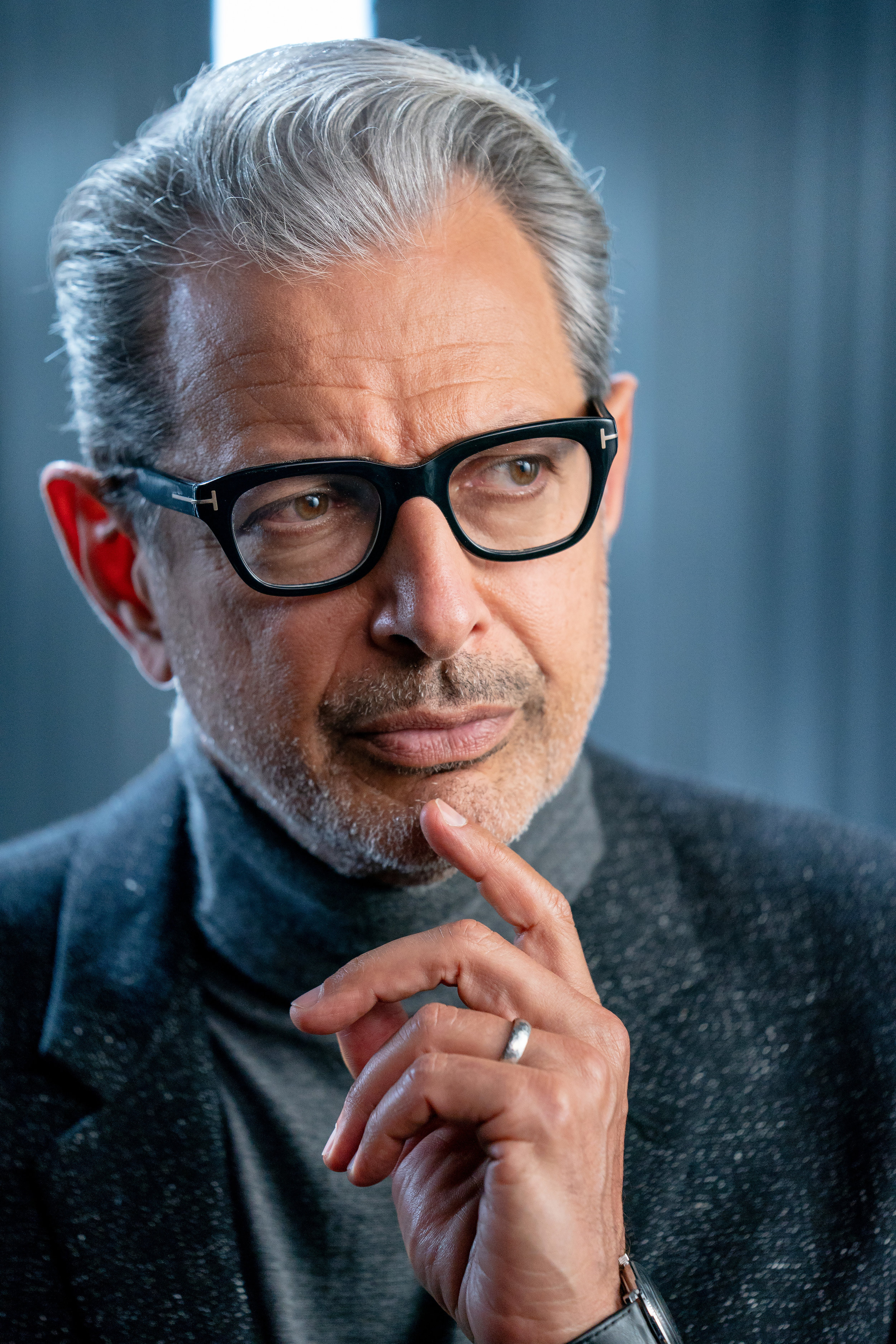 Jeff Goldblum for The Story of Science Fiction