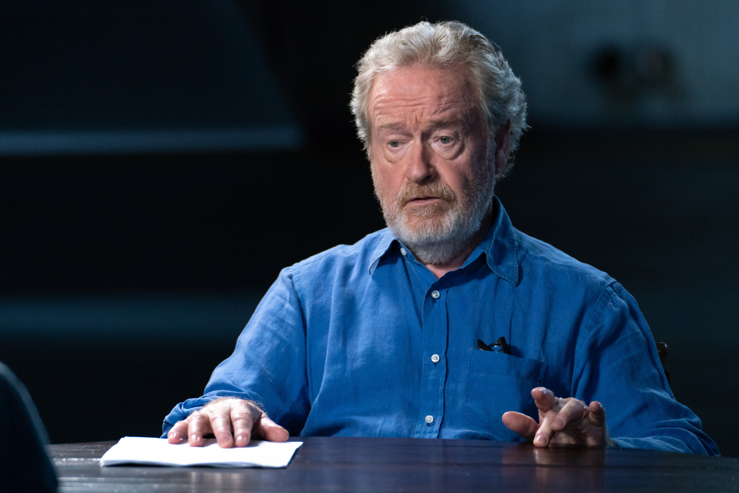 Ridley Scott The Story of Science Fiction