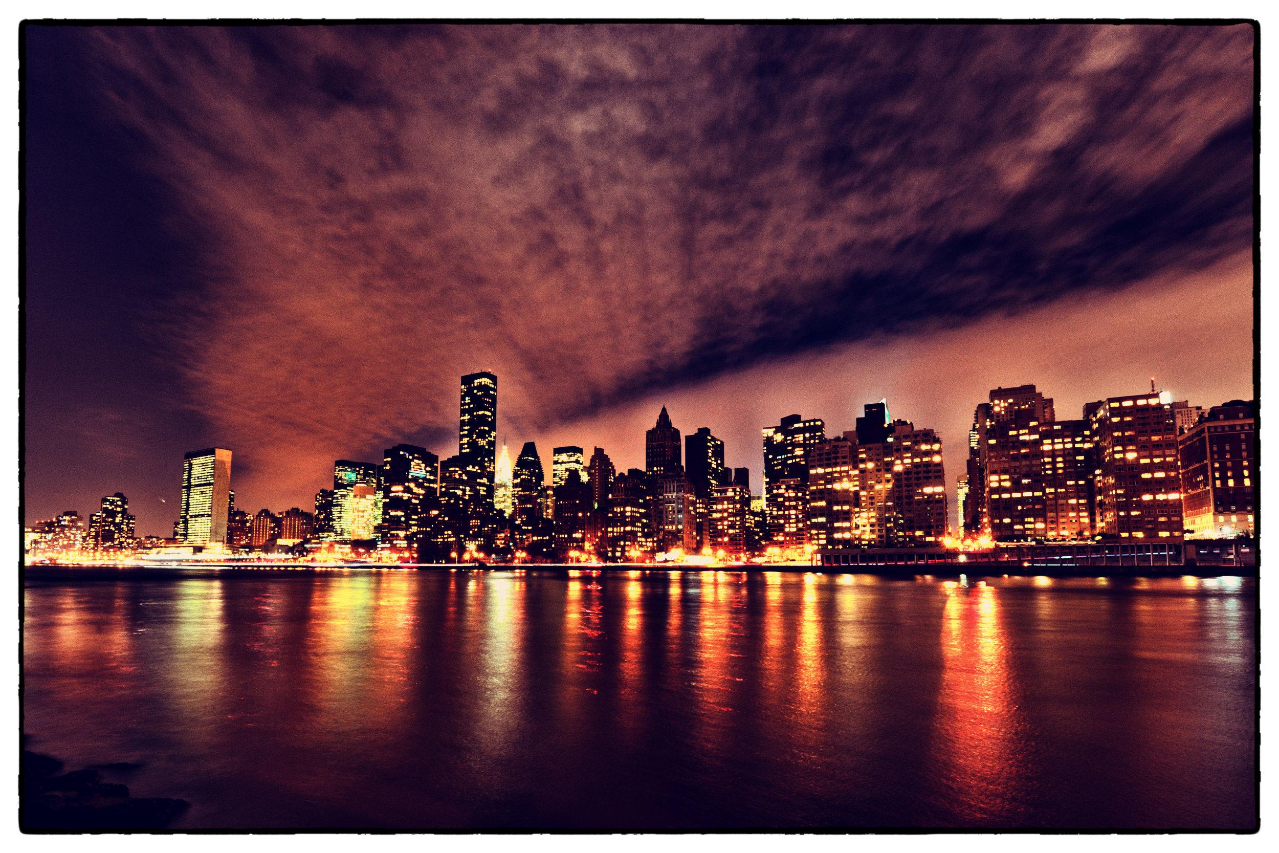 NYC Skyline (2011)