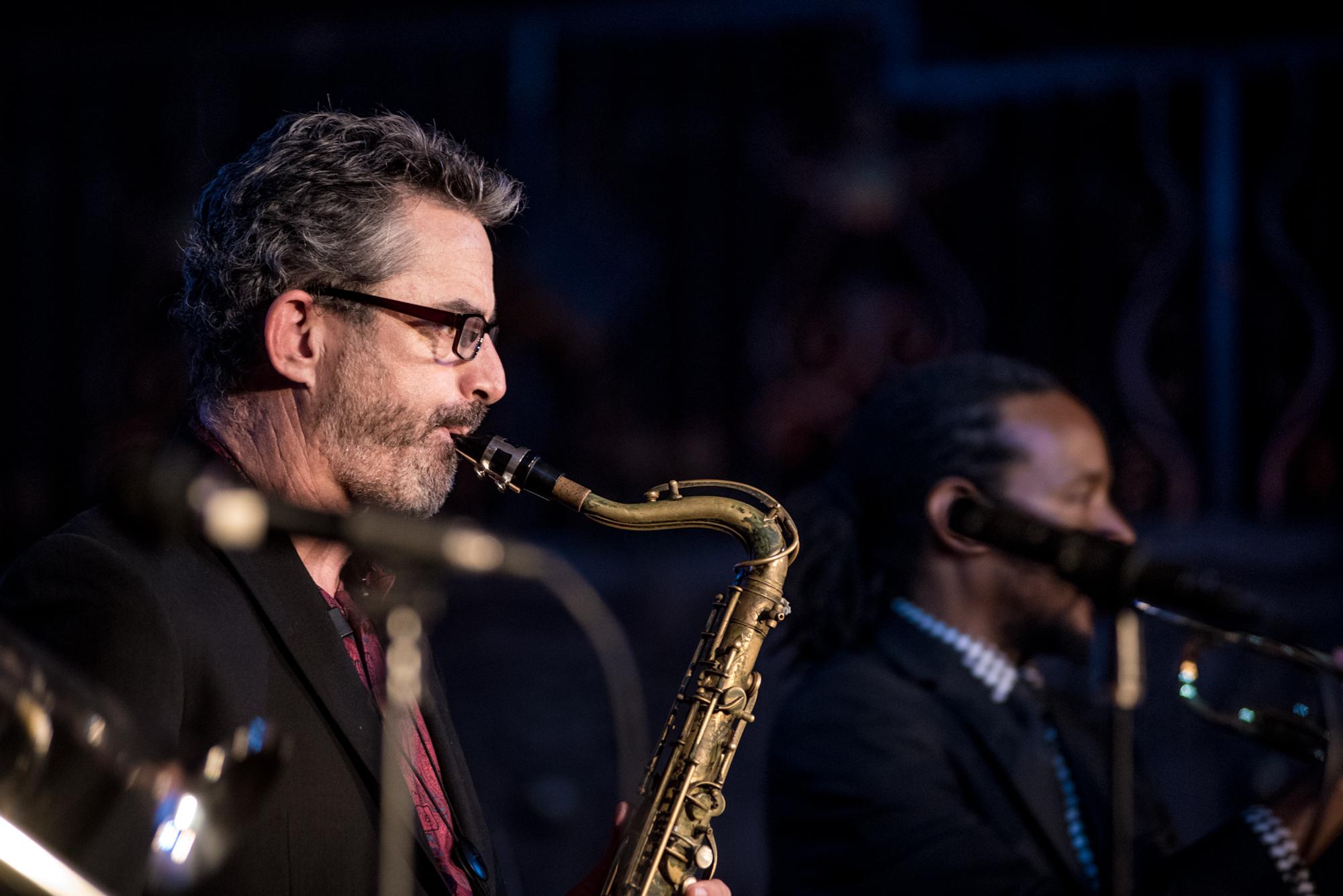 Matthew Demerritt: The Mudbug Brass Band