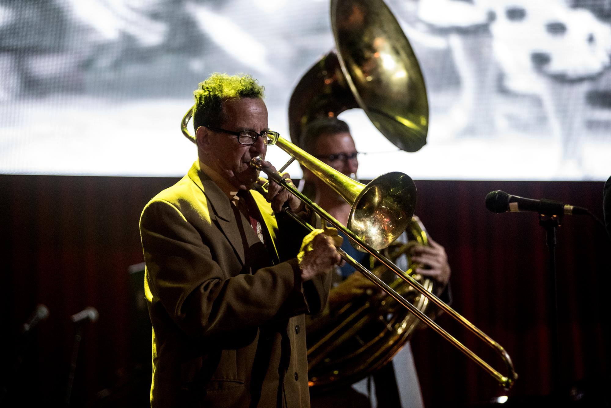 Dan Weinstein: The Mudbug Brass Band