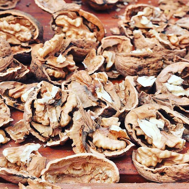 Did you know you can use walnut shells when blasting.  It's a great alternative to sand or steel shot when you are working with fragile objects.  On top of being long lasting, biodegradable and re-usable it's non-toxic.  It's great for removing graffiti, cleaning buildings, Bridges and removing top coats of paint while keeping the primer underneath.  If you have boats, aircraft engines that need cleaning, look into it!