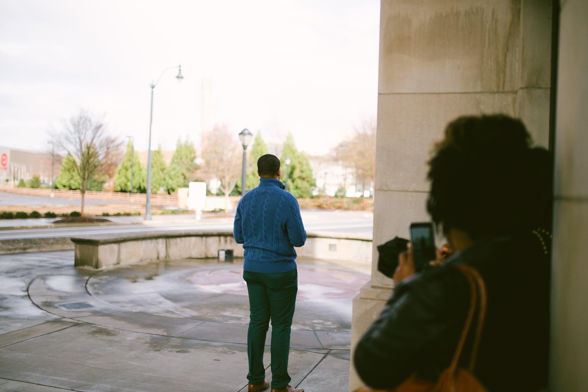 Kiyah C Photography-Atlanta Proposal-Atlantic Station Engagement-TaylorKerry-5.jpg