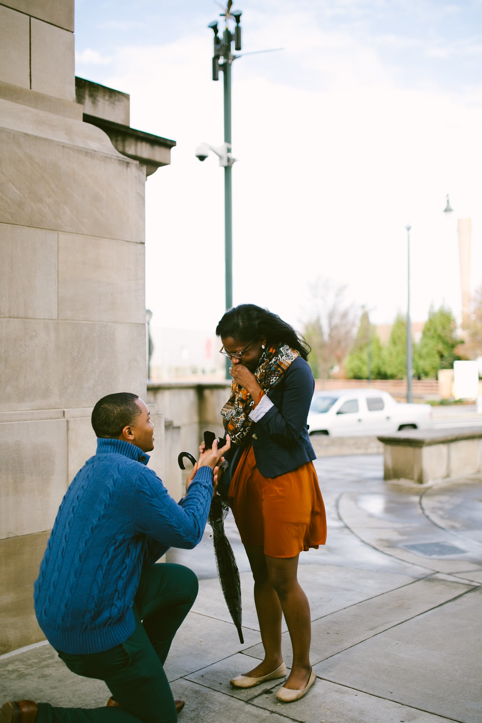 Kiyah C Photography-Atlanta Proposal-Atlantic Station Engagement-TaylorKerry-8.jpg