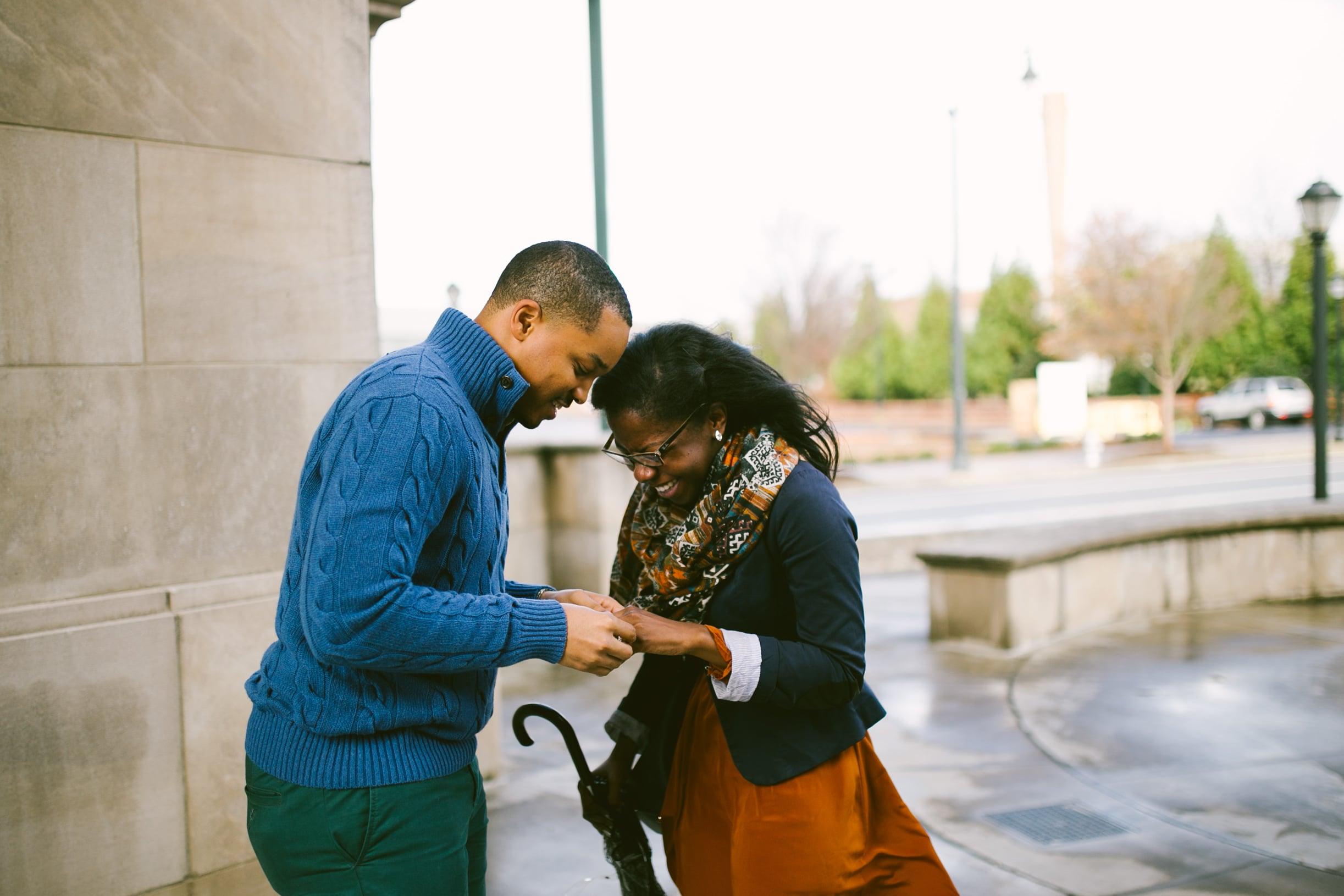 Kiyah C Photography-Atlanta Proposal-Atlantic Station Engagement-TaylorKerry-9.jpg