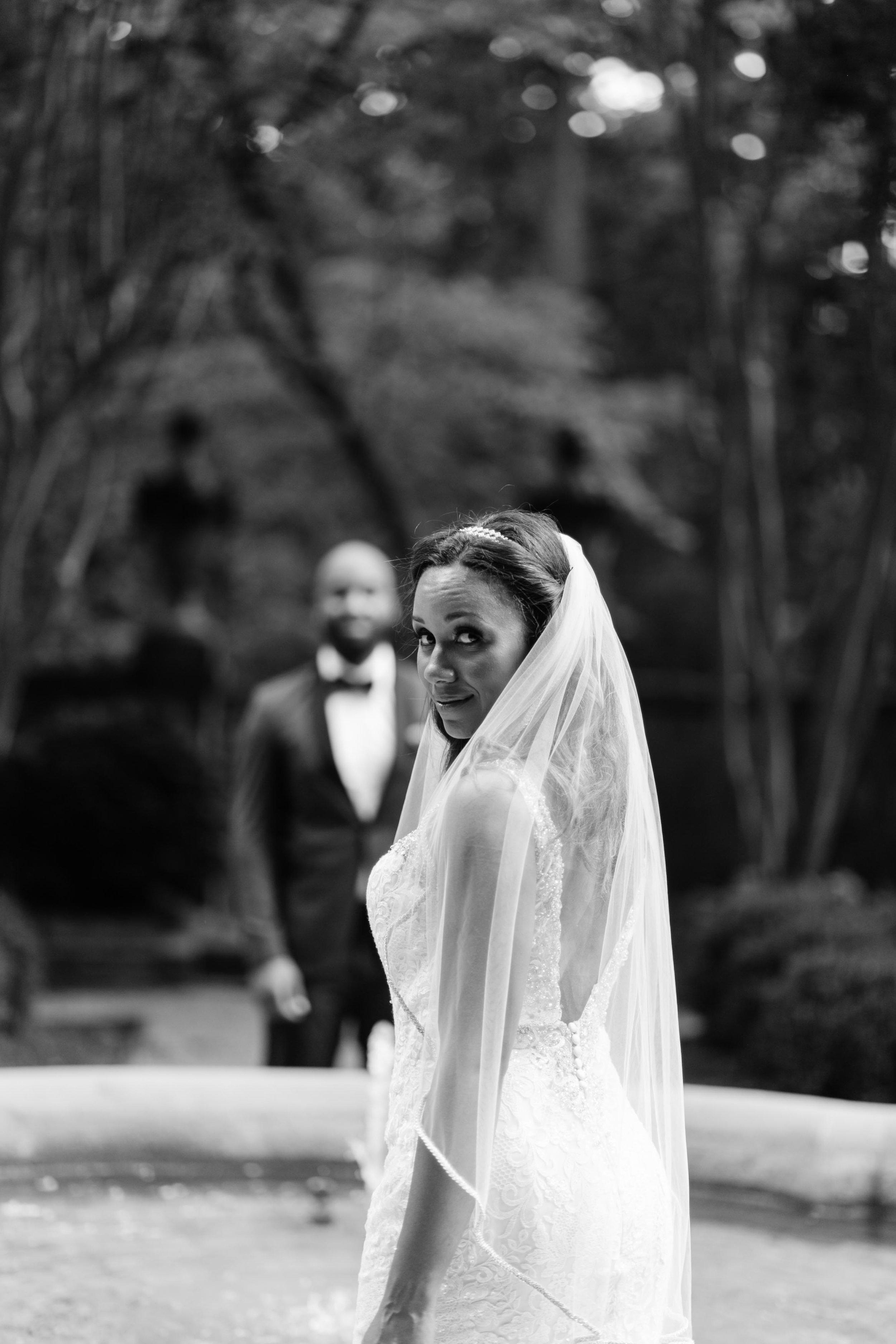 Swan Coach House Atlanta Wedding