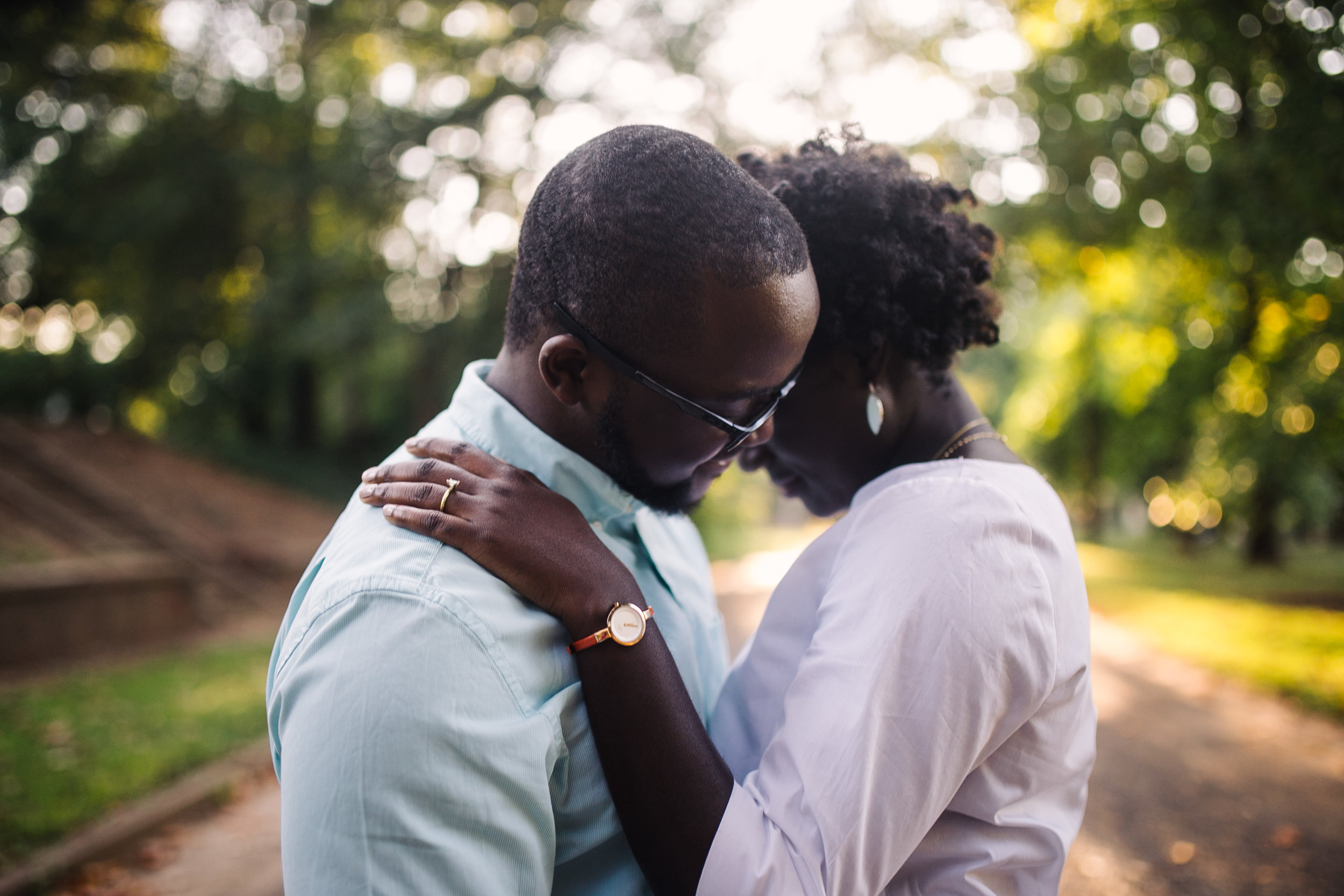Inman Park Engagement Session