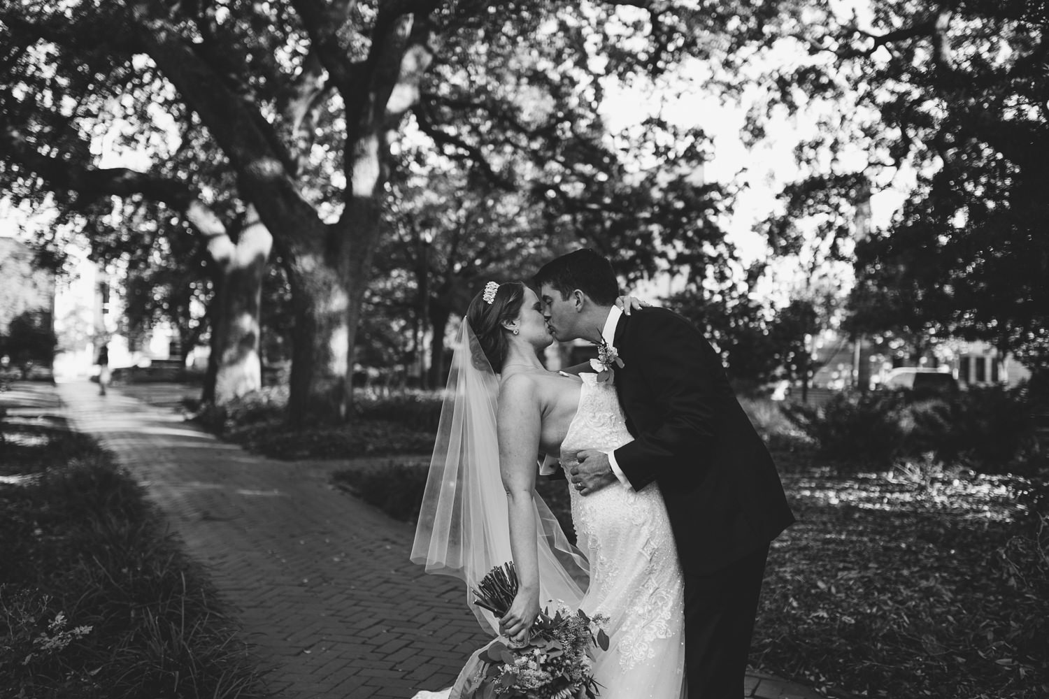 Wedding photographer in Savannah