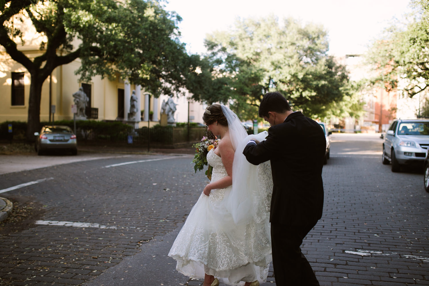 Savannah wedding photographer