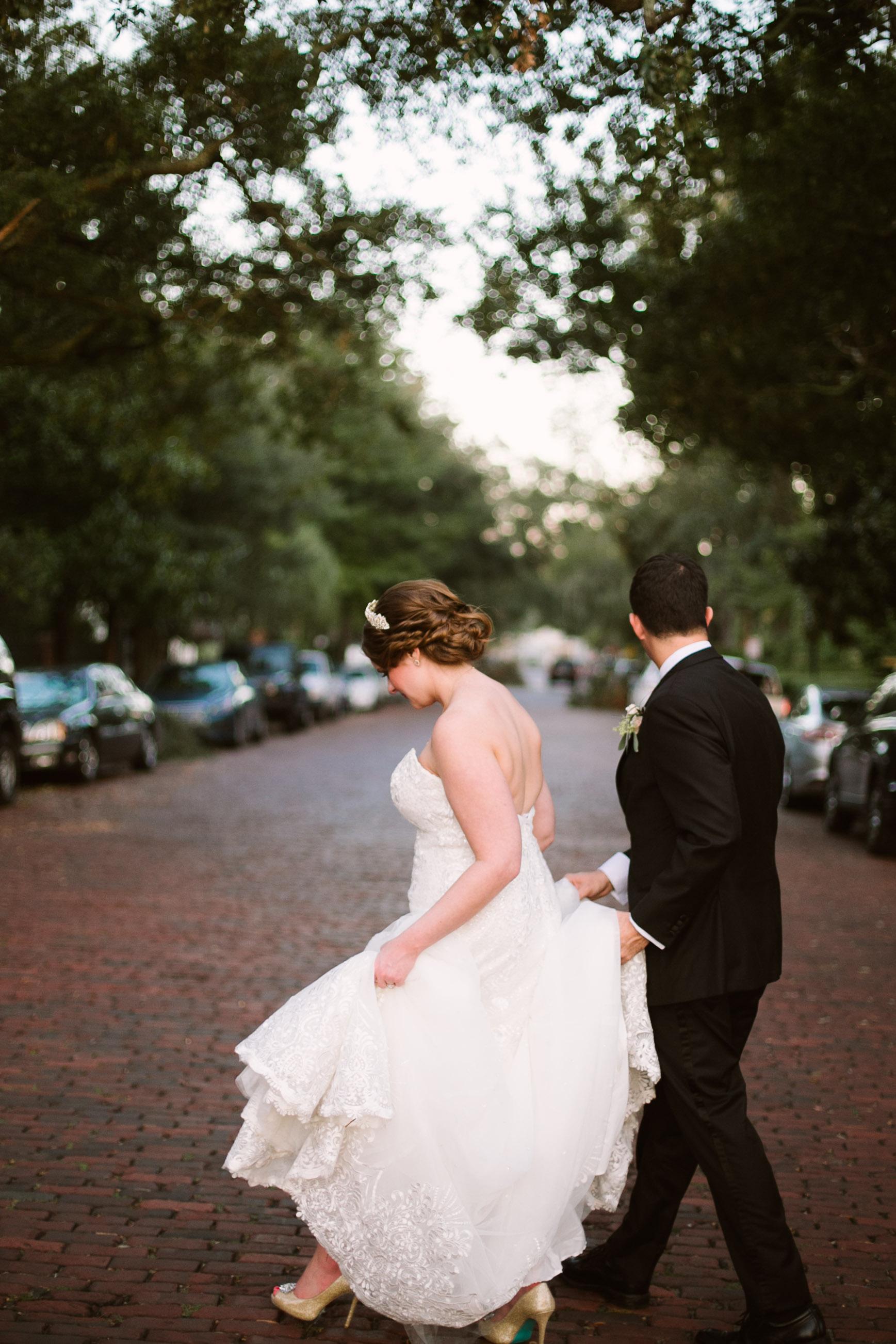 Brockington Hall Wedding in Savannah