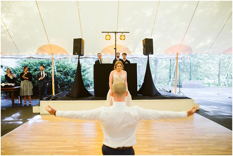 Rt lodge wedding reception