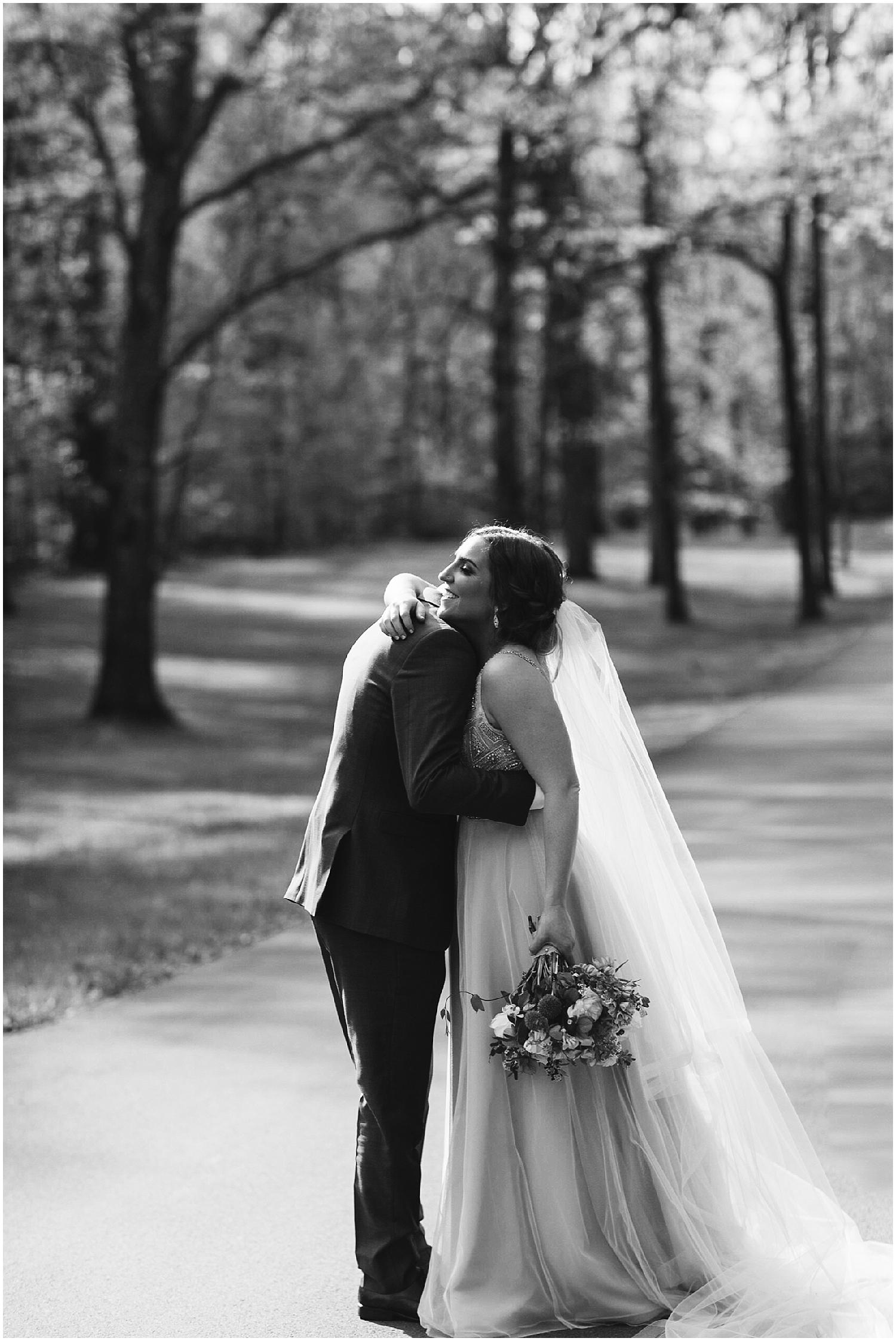 RT lodge bride and groom