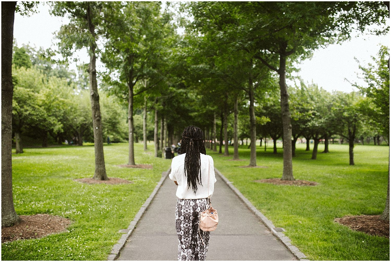 exploring the brooklyn botanic garden